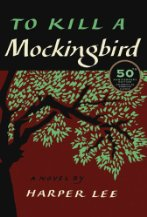"Cover of ""To Kill a Mockingbird"" by Harper Lee"