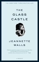 """Book cover for """"The Glass Castle"""" by Jeannette Walls"""