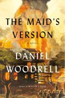 Book cover for The Maid's Version by Daniel Woodrell