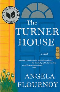 book cover for The Turner House by Angela Flournoy