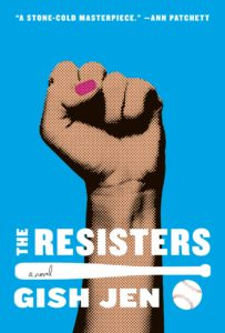 The Resisters book cover